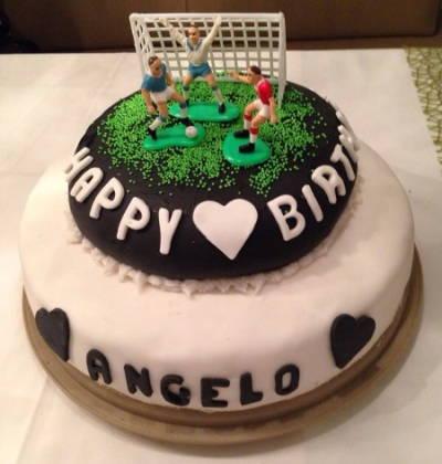 Birthday Cake Angelo